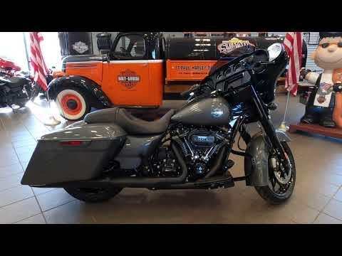 2021 Harley-Davidson® Street Glide® Special FLHXS