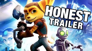 RATCHET AND CLANK (Honest Game Trailers)