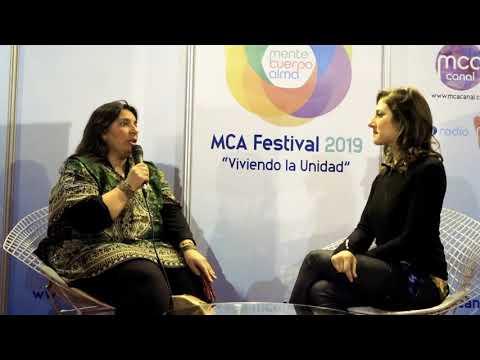 Entrevista a Patricia Nuñez en MCA Festival 2019