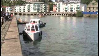 Foot Ferry to Hotwells