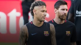 The day Messi changed the life of young Neymar - Oh My Goal