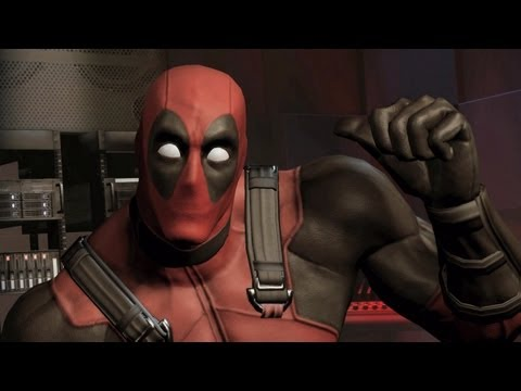 Trailer de Deadpool: The Video Game
