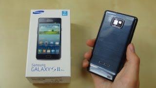 Unboxing: Samsung Galaxy S2 Plus (Deutsch) | SwagTab
