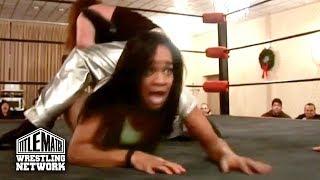 [FULL MATCH] Missy Sampson vs La Rosa Negra - Bombshell Ladies of Wrestling