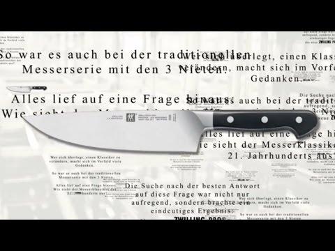 ZWILLING Pro: Entwicklung und Produktion von Messern der Extraklasse - ZWILLING J.A. Henckels