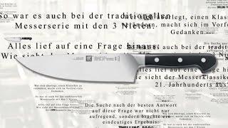 ZWILLING Pro - Entwicklung und Produktion von Messern der Extraklasse