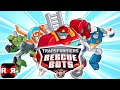 Transformers Rescue Bots Hero Adventures All Bots Unlocked iOS Android Gameplay Video