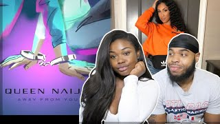 ‪Queen Naija   Away From You (Audio) ‬| REACTION!!!