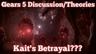 Gears of War 5 : Trailer Discussion/Theories : Kait