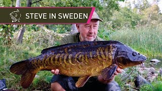 Carp Fishing In Sweden With Steve Briggs