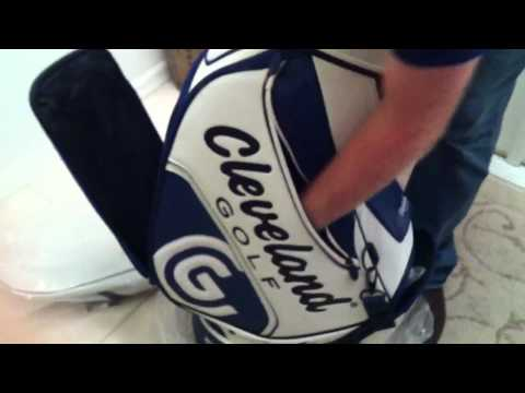Morgan Cup 2.0 – Cleveland Golf Staff Bag
