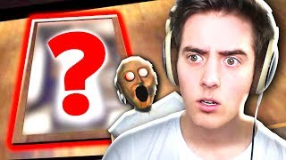 FULL PAINTING EASTER EGG!! | GRANNY (Horror Mobile Game)