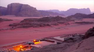 Wadi Rum - A Majestic Landscape