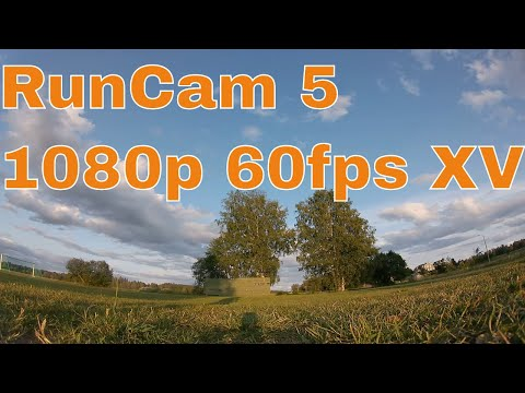 RunCam 5 Default Settings 1080p 60fps XV Sample Footage 2/8