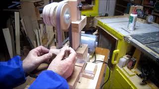 ミニベルトサンダー small belt sander