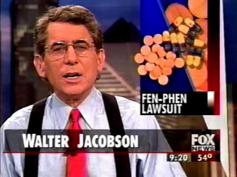 Fen-Phen Lawsuit - Fox News - September 23, 1997 Video Image
