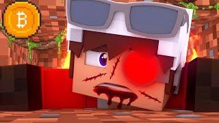 МНЕ КОНЕЦ?... ВЫБРАТЬСЯ В КРИПТОГОРОД! УЙТИ ОТ УБИЙЦЫ! Minecraft