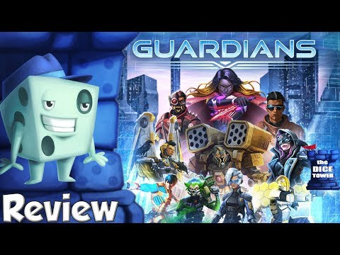 Guardians Review - with Tom Vasel