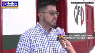 Con las propuestas de la gente estamos complementando nuestro plan de gobierno: Javier Andrade Mata