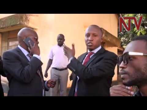 Lawyers fail to access detained MP Kyagulanyi
