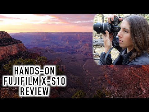 External Review Video rJ8lJ7TtLOk for Fujifilm X-S10 APS-C Mirrorless Camera