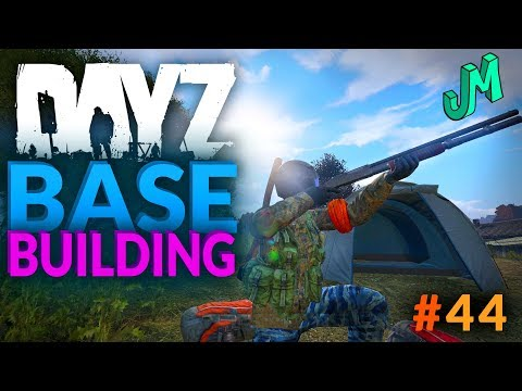 DayZ BETA - Base Building journey - смотреть онлайн на Hah Life