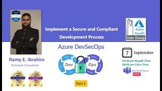 تحميل اغاني Azure DevSecOps - Secure and Compliant Development Process - Arabic - Part 2 - Ramy Essam MP3