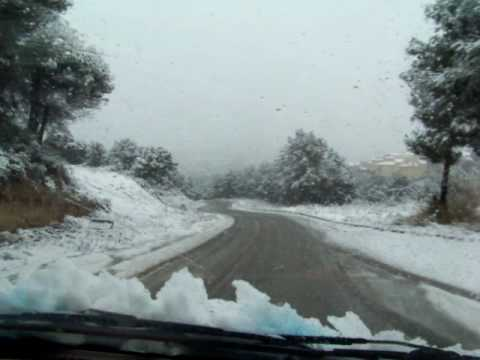 Nevada Hostalets de Pierola-Serra Alta