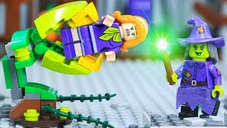 Lego Halloween Scooby Doo Vs The Witch Final Episode