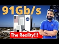 World's Fastest Internet at NASA 91Gb/s | The Reality Explained by Technical Guruji