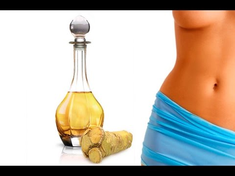 О полных девушках и Как быстро похудеть.Имбирное масло для похудения.