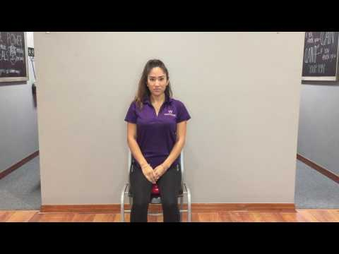 Wobble Chair Exercises