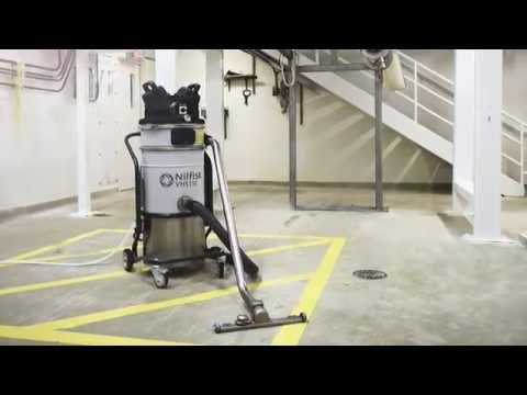 Industrial Explosion Proof Vacuum Cleaner