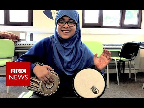 The school beating the odds with music – BBC News