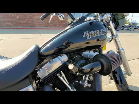 2011 Harley-Davidson Dyna® Street Bob® in Ames, Iowa - Video 1