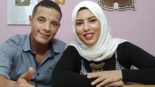 حمدي ووفاء في بث مباشر