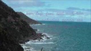 Why Don't We Just Dance-Josh Turner-lyrics on the screen