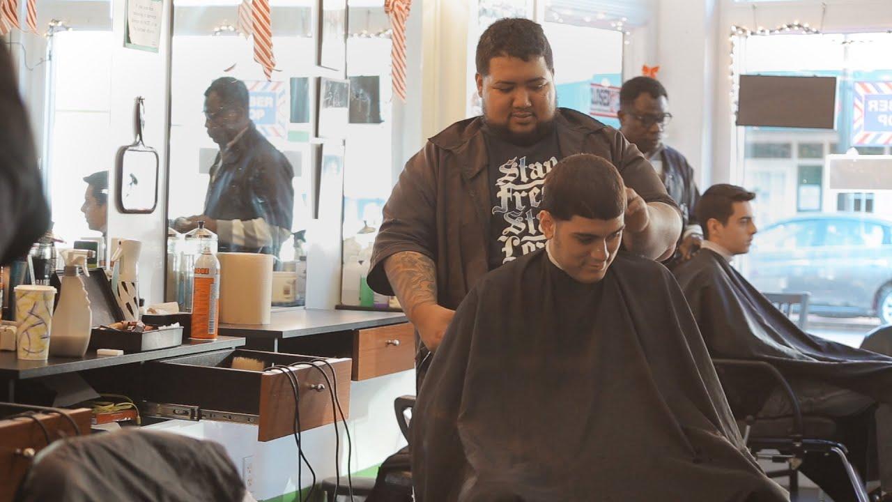 Barber Zone Promo