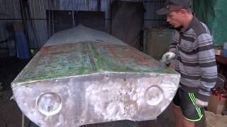 Форум краска для лодок из алюминия