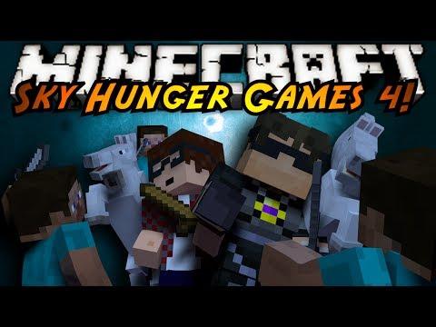 Minecraft SkyDoesMinecraft Hunger Games