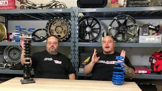Coilovers vs Lowering Springs - Which is Better? What's right for you? Explained!