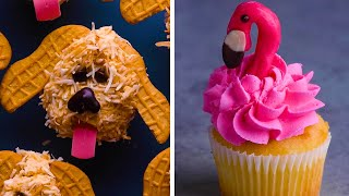 Sprinkles, Chocolate, Candy and Snacks Come Together in These Cupcake Hacks! | Recipes by So Yummy