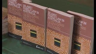 Islamic Family Law In Australia Book Launch