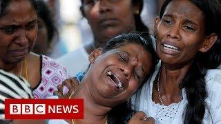 Sri Lanka mourns deaths following Easter Sunday attacks - BBC News
