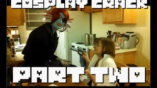 Undertale Cosplay Crack! - Part Two [REUPLOADED]