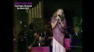 """JUDY COLLINS - """"It Might As Well Be Spring""""  LIVE 1982"""