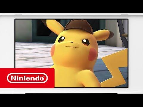 Détective Pikachu : Détective Pikachu - Préparez-vous à résoudre le mystère !