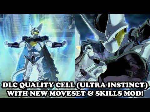 Dragon Ball Xenoverse 2 PC: Ultra Instinct Shaggy Vs Goku DLC Mod