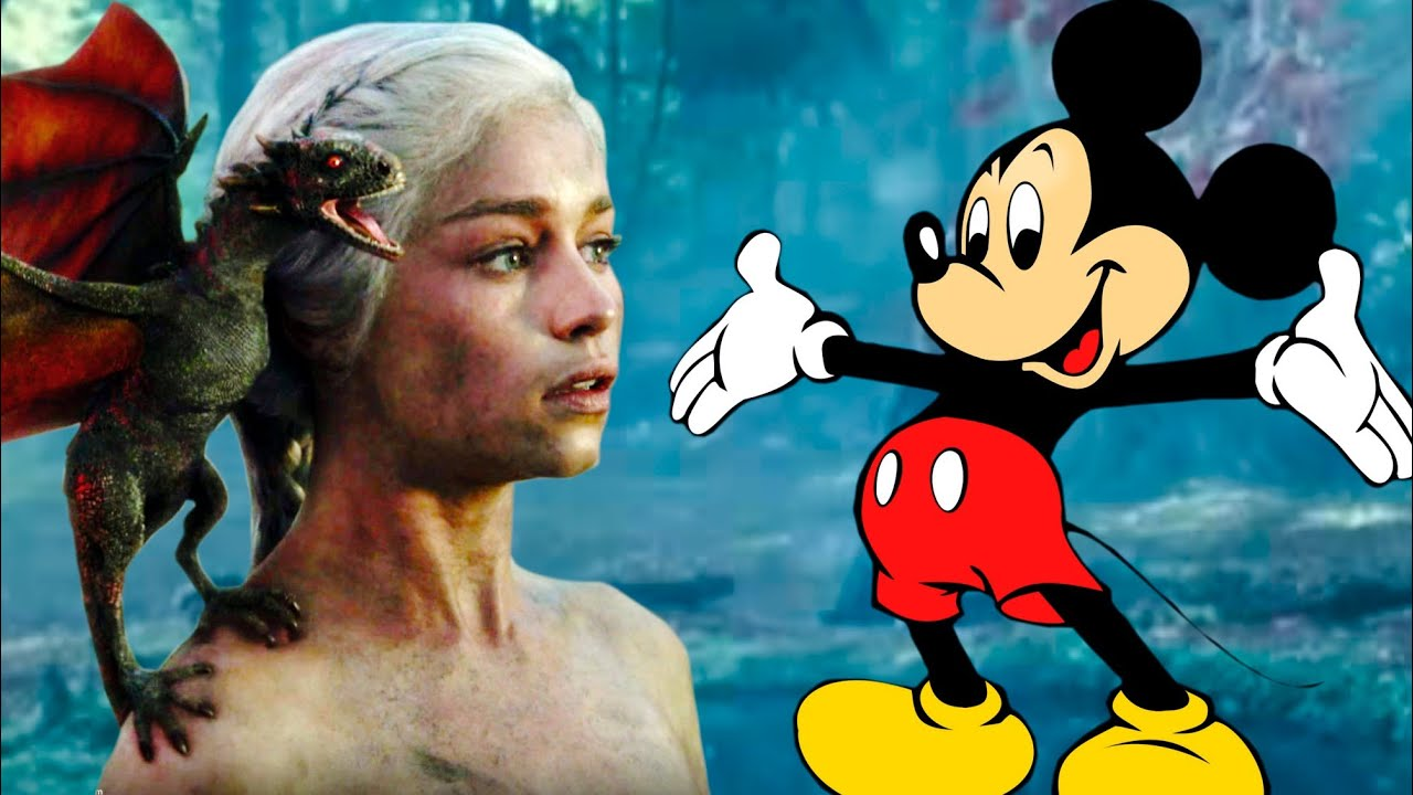 If Game Of Thrones Was Made By Disney