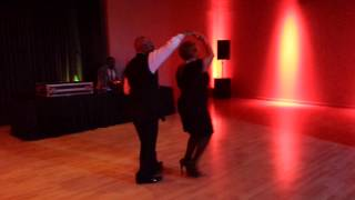 John And Leanne KC 2 Steppin At The Divine Nine Holiday Affair